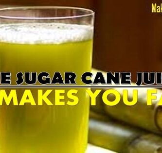 Why does sugar cane juice make you fat